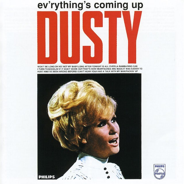 Dusty Springfield EV'RYTHING'S COMING UP DUSTY CD