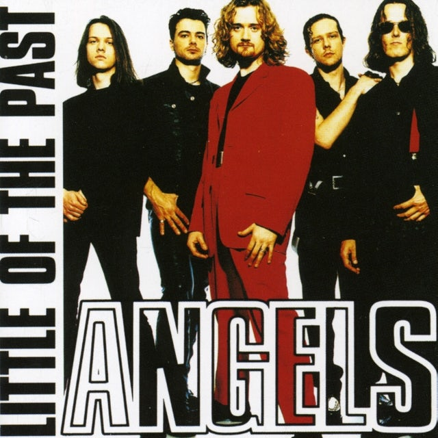 Little Angels LITTLE OF THE PAST CD