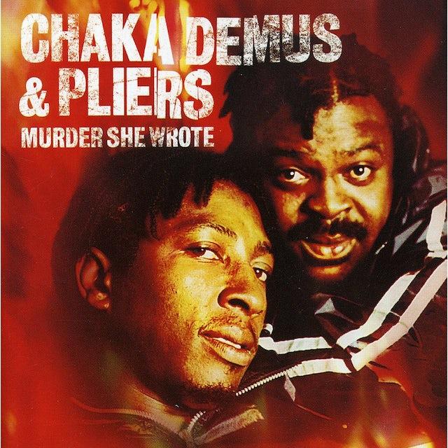 Chaka Demus & Pliers MURDER SHE WROTE CD