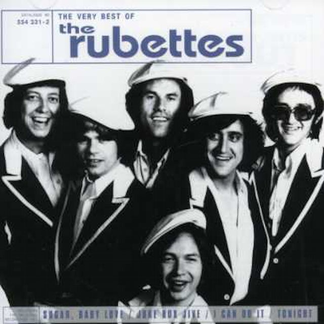 Rubettes VERY BEST OF CD