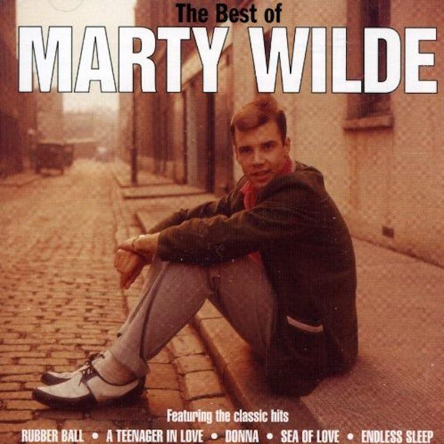 Marty Wilde BEST OF CD