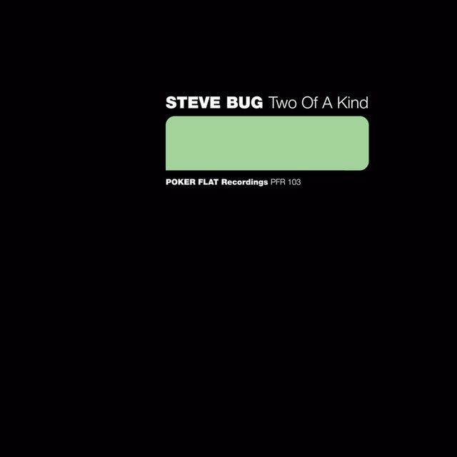 Steve Bug TWO OF A KIND Vinyl Record