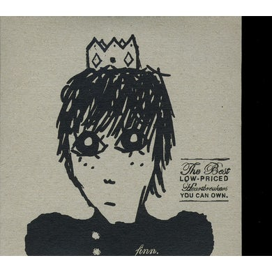 Finn BEST LOW-PRICED HEARTBREAKERS YOU CAN OWN CD
