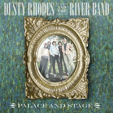 Dusty Rhodes & The River Band PALACE & STAGE Vinyl Record