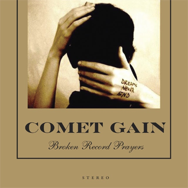 Comet Gain BROKEN RECORD PRAYERS Vinyl Record