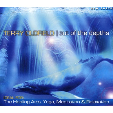 Terry Oldfield OUT OF THE DEPTHS CD