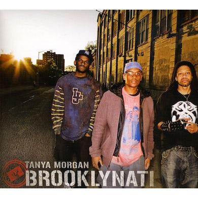 Tanya Morgan BROOKLYNATI CD
