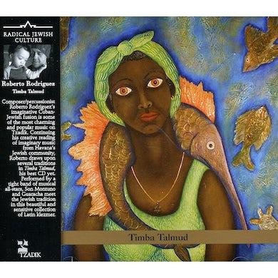 Roberto Rodriguez TIMBA TALMUD CD