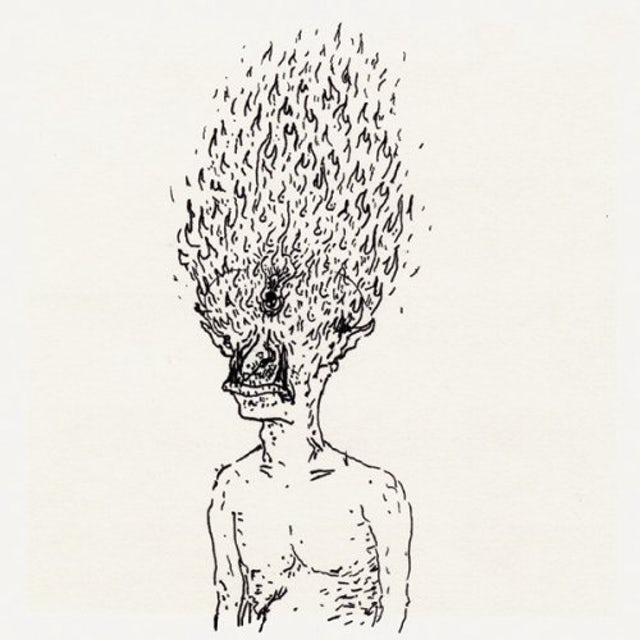 Bardo Pond GAZING AT SHILLA Vinyl Record