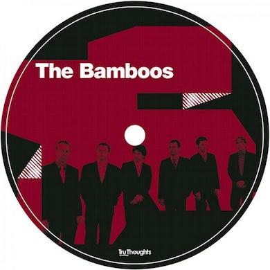 Bamboos I DONT WANNA STOP Vinyl Record