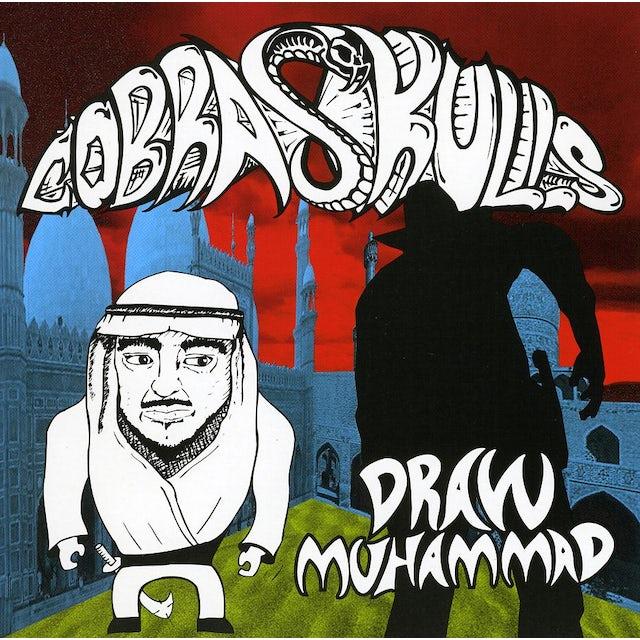 Cobra Skulls DRAW MUHAMMAD CD