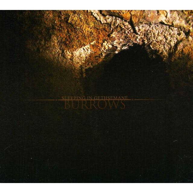 Sleeping In Gethsemane BURROWS CD