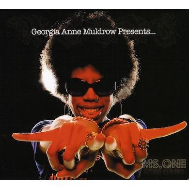 Georgia Anne Muldrow MS ONE CD