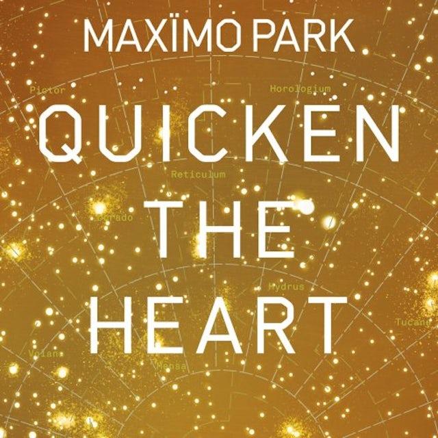 Maximo Park QUICKEN THE HEART Vinyl Record