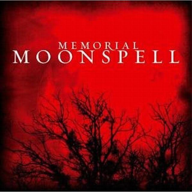 Moonspell MEMORIAL Vinyl Record