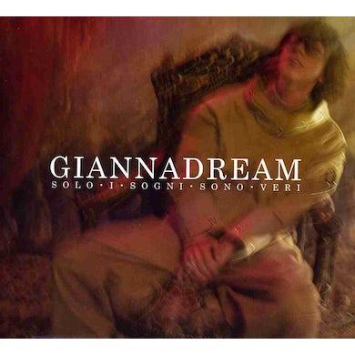 Gianna Nannini GIANNADREAM - SOLO I SOGNI SONO VERI CD