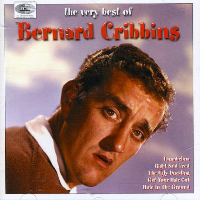 Bernard Cribbins VERY BEST OF CD