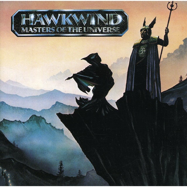 Hawkwind MASTERS OF THE UNIVERSE CD