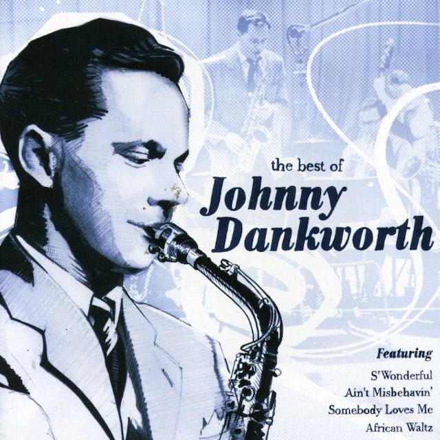 Johnny Dankworth BEST OF CD