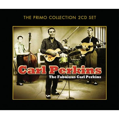 Carl Perkins FABULOUS PERKINS CD