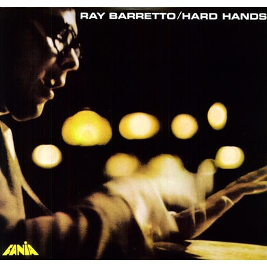 Ray Barretto HARD HANDS Vinyl Record