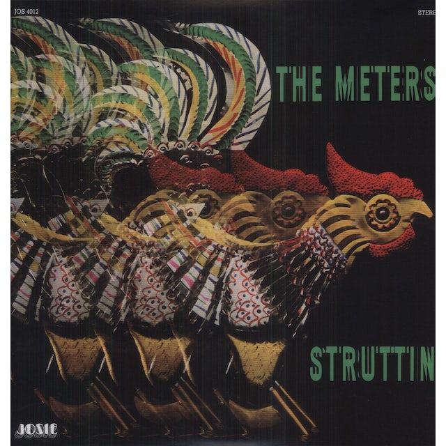 Meters STRUTTIN Vinyl Record