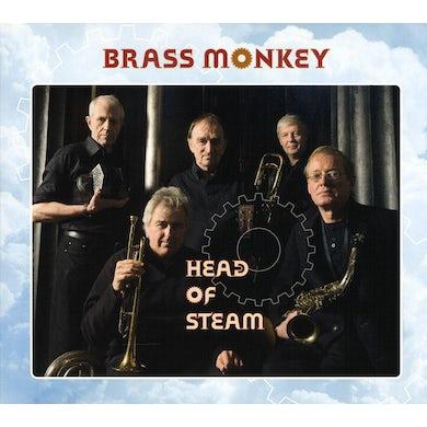 Brass Monkey HEAD OF STEAM CD