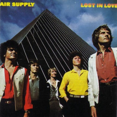 Air Supply LOST IN LOVE / ONE THAT YOU LOVE CD
