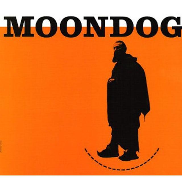 Moondog Vinyl Record