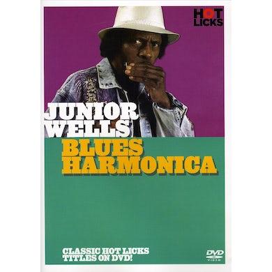 Junior Wells BLUES HARMONICA DVD