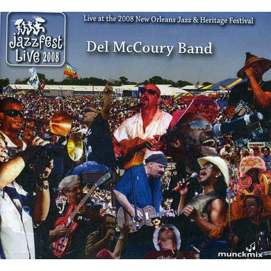 Del Mccoury LIVE JAZZ FEST 2008 CD