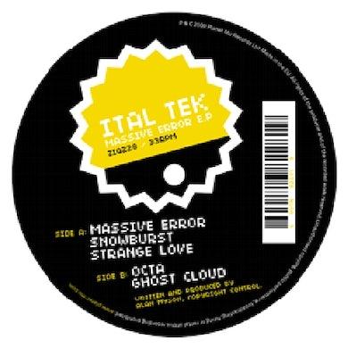 Ital Tek MASSIVE ERROR Vinyl Record