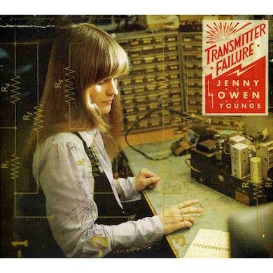 Jenny Owen Youngs TRANSMITTER FAILURE CD