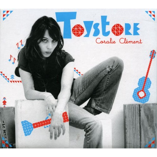 Coralie Clement TOYSTORE CD