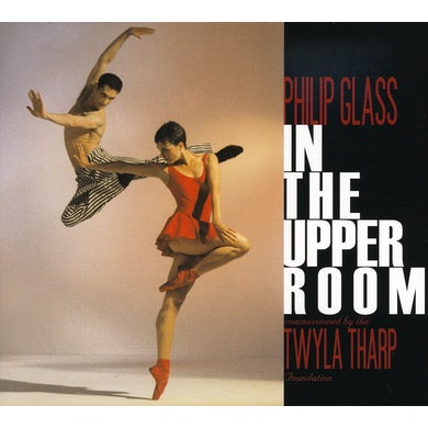 Philip Glass IN THE UPPER ROOM CD
