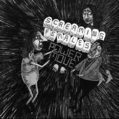 Screaming Females POWER MOVE Vinyl Record