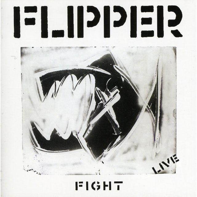 Flipper FIGHT: LIVE CD