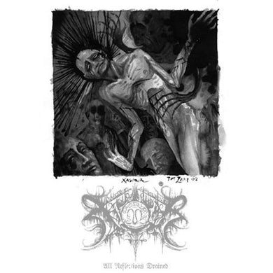 Xasthur ALL REFLECTIONS DRAINED CD