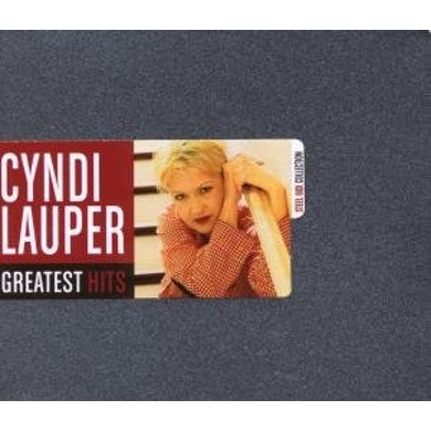 Cyndi Lauper STEEL BOX COLLECTION: GREATEST HITS CD
