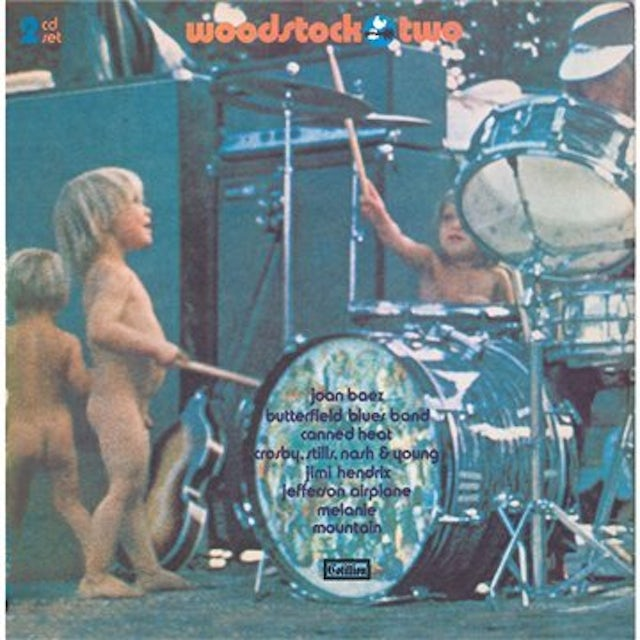 Woodstock - Back To The Garden / Various CD