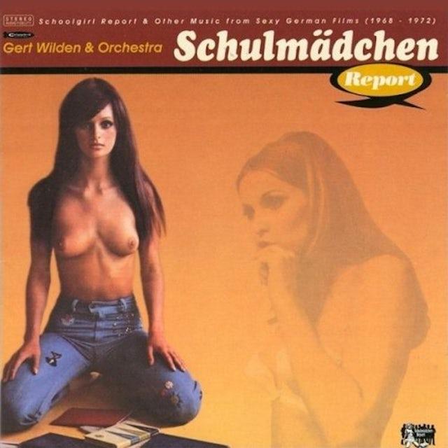 Gert / Orchestra  Wilden SCHOOLGIRL REPORT / O.S.T. Vinyl Record
