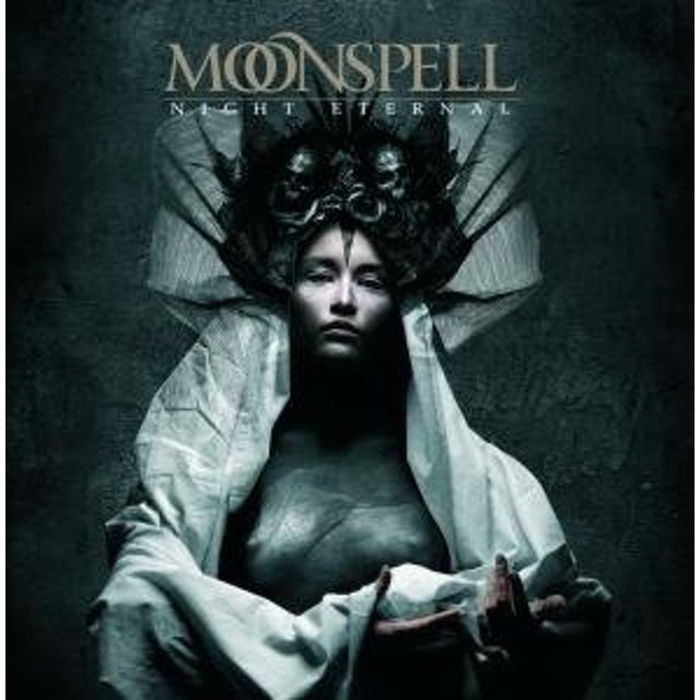 Moonspell NIGHT ETERNAL Vinyl Record