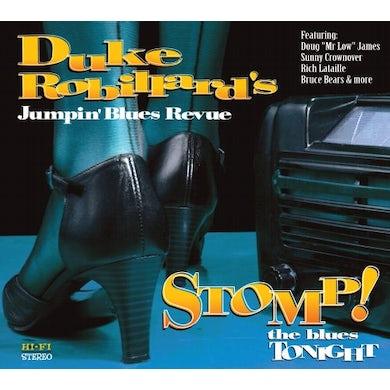 Duke Robillard STOMP THE BLUES TONIGHT CD