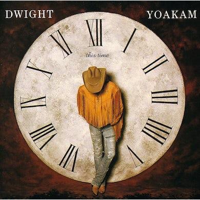 Dwight Yoakam THIS TIME CD