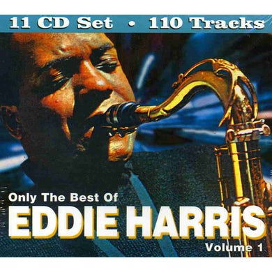 ONLY THE BEST OF EDDIE HARRIS 1 CD