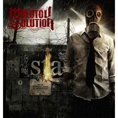 Molotov Solution HARBINGER CD