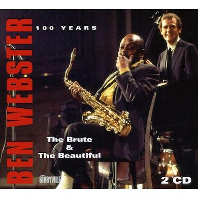 Ben Webster BRUTE & THE BEAUTIFUL CD