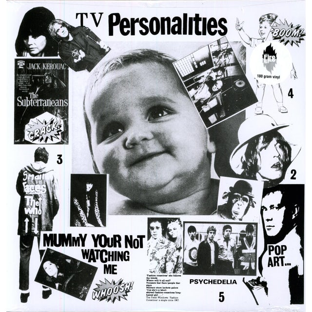 Television Personalitites MUMMY YOUR NOT WATCHING ME Vinyl Record