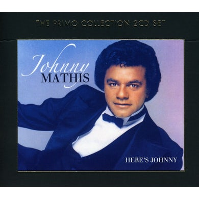 Johnny Mathis HERE'S JOHNNY CD