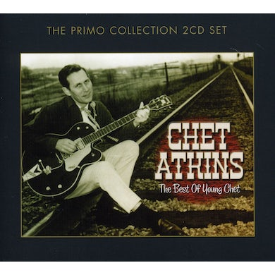 Chet Atkins BEST OF YOUNG CHET CD